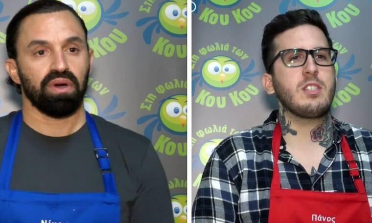 Master Chef: Νίκος και Πάνος αποκαλύπτουν τις στρατηγικές τους στο ριάλιτι!