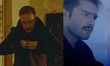 Δημήτρης Μακαλιάς και Δημήτρης Παπαδάκης στο video clip της Xenia Ghali!
