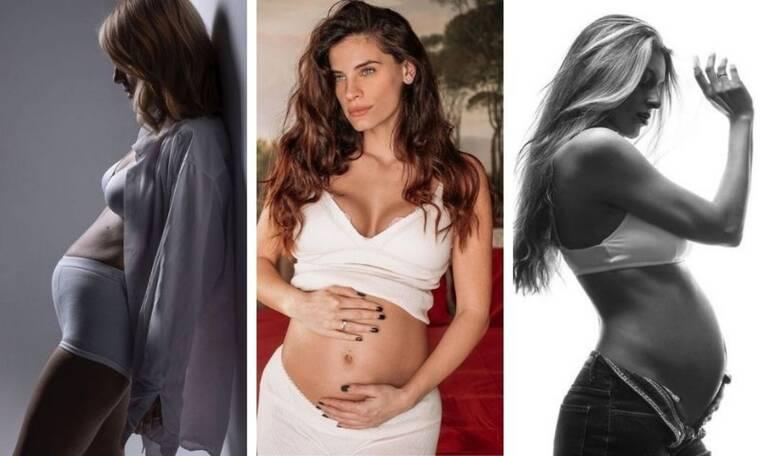 Διάσημες εγκυμοσύνες: Ποιοι θα γίνουν γονείς μέσα στο 2021