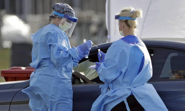 Κρούσματα σήμερα: 1.460 νέες μολύνσεις - 325 διασωληνωμένοι και 28 νέοι θάνατοι σε 24 ώρες