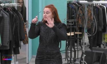 House of Fame: Αρνήθηκε να φορέσει το ρούχο που της έδωσε ο στυλίστας - «Εγώ έτσι δεν θα βγω»