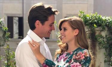 Πριγκίπισσα Ευγενία – Jack Brooksbank: Η πρώτη τους οικογενειακή φωτό με το νεογέννητο μωρό