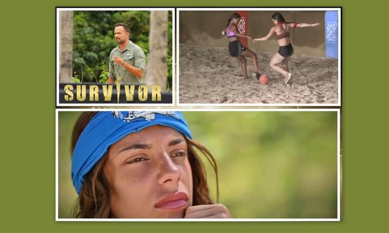 Survivor spoiler: Το σοκ της Μαριαλένας για την είσοδο του πρώην και η ομάδα που κερδίζει το έπαθλο