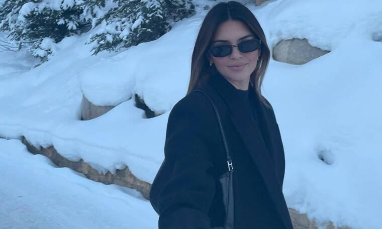 Kendall Jenner: Είναι φουλ ερωτευμένη και το απέδειξε κάπως έτσι