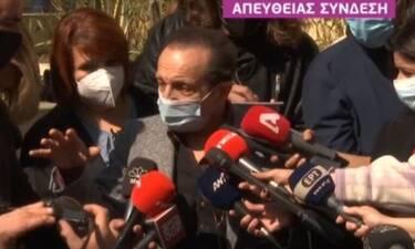 Σπύρος Μπιμπίλας: Οι πρώτες δηλώσεις μετά την κατάθεσή του στον εισαγγελέα