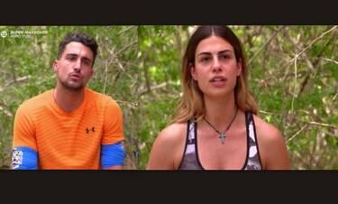 Survivor: Έτσι ο Σάκης Κατσούλης «αδειάζει» τη Χριστίνα Κεφαλά