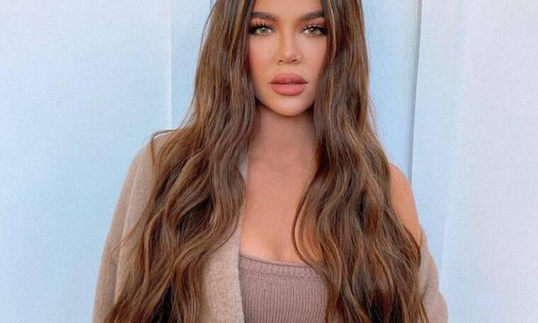 Όχι δεν παρατηρήσαμε τους juicy γλουτούς της Khloe Kardashian σε αυτή τη φωτό
