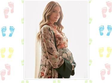 Οικονομάκου: Δεν πάει ο νους σας πόσα κιλά έχει πάρει στον 6ο μήνα της εγκυμοσύνης της