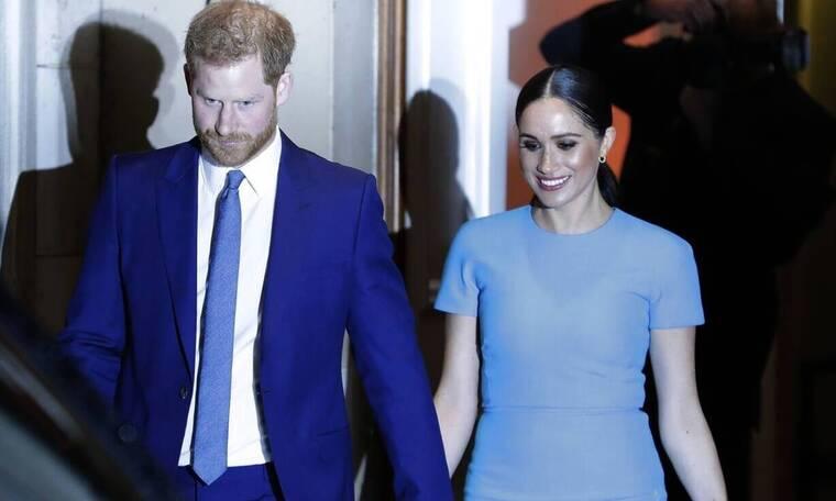 Μέγκαν Μαρκλ και πρίγκιπας Χάρι: Η πρώτη εμφάνιση μετά την αποχώρησή τους από το Μπάκιγχαμ