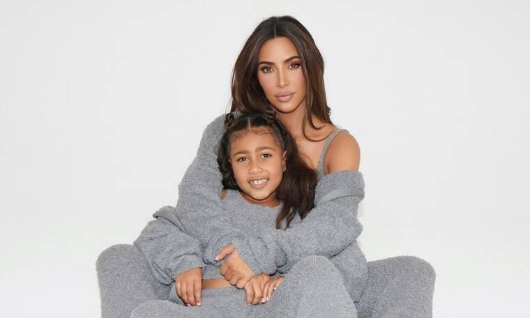 H κόρη της Kim Kardashian έχει μεγαλώσει πολύ και πρέπει να τη δεις