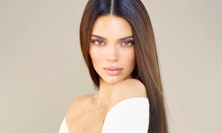 Kendall Jenner: Πρέπει να δεις τη hot εμφάνισή της στη νέα συλλογή εσωρούχων της Skims