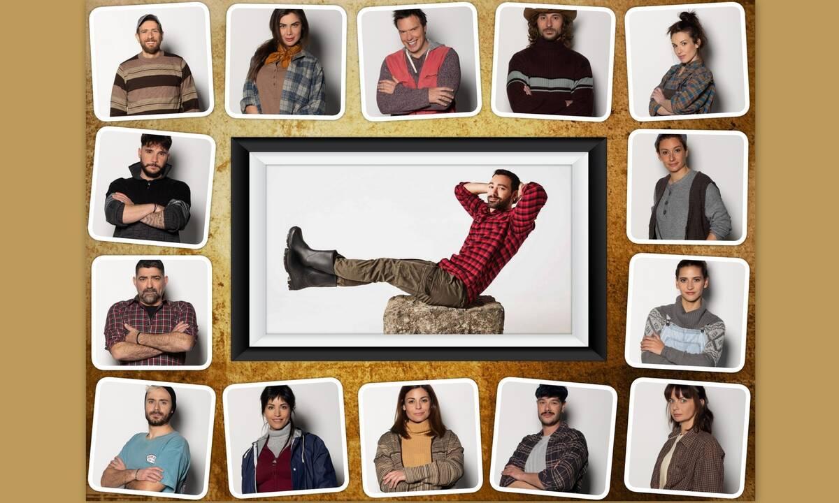 Φάρμα: Γνωρίστε έναν προς έναν τους 14 παίκτες του reality του ΑΝΤ1!
