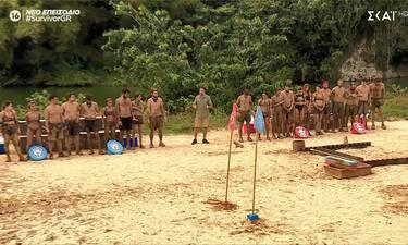 Survivor: Απίστευτο ντέρμπι! Ποια ομάδα κέρδισε τη δεύτερη ασυλία;