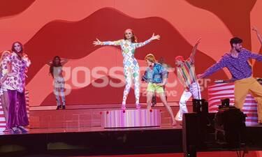 YFSF All Star: Dancing Queen με επικές ατάκες η Μπέτυ Μαγγίρα