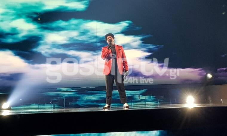 YFSF All Star: Ο Ησαϊας Ματιάμπα έγινε ο The Weeknd και εντυπωσίασε