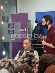 YFSF All Star: Ο Κρατερός Κατσούλης άνετα κάνει τα ρεπό του Παπακωνσταντίνου
