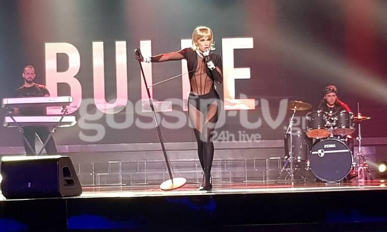 YFSF All Star: Σοκαριστικά ίδια με την Miley Cyrus η Τάνια Μπρεάζου