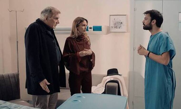 8 λέξεις: Ο Οδυσσέας χάνει την ψυχραιμία του ακούγοντας τον γιατρό