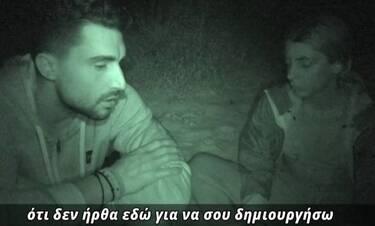 Survivor: Σάκης και Μαριαλένα ήρθαν... πιο κοντά - Η αντίδραση της Χριστίνας!