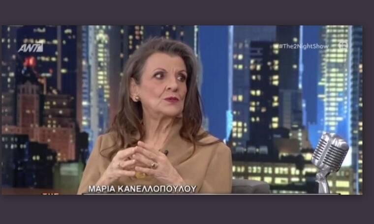 «Χείμαρρος» η Μαρία Κανελλοπούλου για τις καταγγελίες – Δείτε τι αποκαλύπτει!