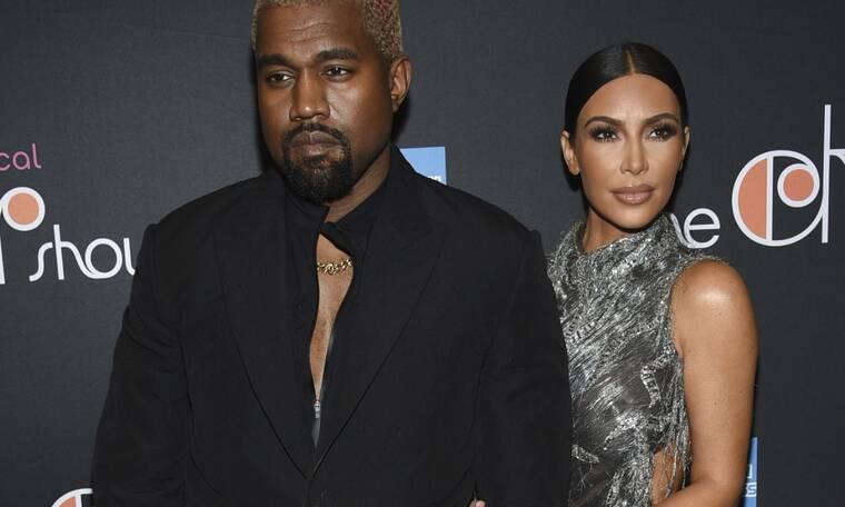 Κανείς δεν περίμενε αυτή την κίνηση του Kanye μετά τον χωρισμό από την Kim