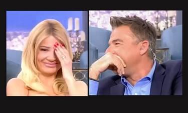 Λιάγκας – Σκορδά: «Πνίγηκαν» στα γέλια! Η ατάκα του παρουσιαστή για το χωρισμό τους