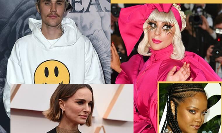 Οι δέκα πιο ενοχλητικοί celebrities του κόσμου είναι αυτοί (photos)