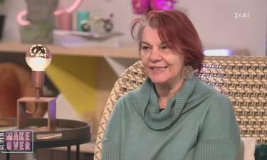 Super Makeover: Η 58χρονη Γιώτα με δύο εγγόνια πέτυχε την απόλυτη μεταμόρφωση!