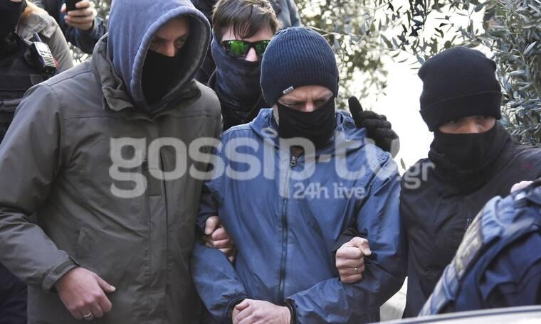 Προφυλακίστηκε ο Δημήτρης Λιγνάδης με τη σύμφωνη γνώμη ανακρίτριας - εισαγγελέα