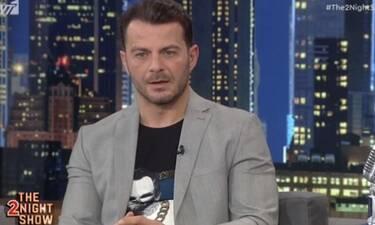 Σοκάρει ο Αγγελόπουλος: Αποκάλυψε περιστατικό με κακοποίηση παιδιού 2,5 ετών