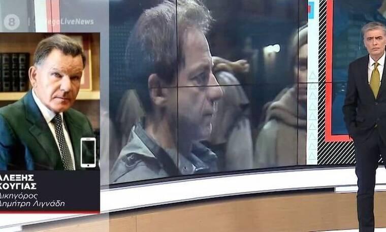 Αλέξης Κούγιας: «Θα ζητήσω διακοπή της προσωρινής κράτησης του Λιγνάδη»