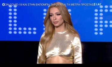 House of Fame: Συγκινημένη η Φουρέιρα στο Live - «Του χρωστάω την καριέρα μου»