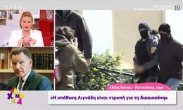 Κούγιας: «Η υπόθεση Λιγνάδη είναι ντροπή για τη δικαιοσύνη» - Τι είπε για τον Μπιμπίλα;