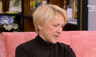 Καίτη Κωνσταντίνου για δηλώσεις Μενδώνη: «Ένιωσα ότι με έφτυσαν στα μούτρα»