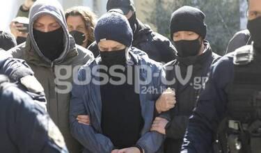Δημήτρης Λιγνάδης: Αυτό είναι το κελί όπου διαμένει στις φυλακές Τριπόλεως!
