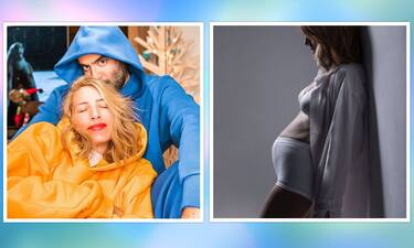 Πολλά νεύρα έχει η εγκυμονούσα Μαρία Ηλιάκη: «Ανάθεμά τους»!  Με ποιους τα έβαλε;