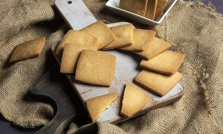 Νοστιμότατα μπισκότα βουτύρου από τον Άκη Πετρετζίκη!