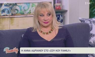 Άννα Ανδριανού για καταγγελίες: «Με κάποιους ανθρώπους νιώθεις την ενέργεια και τον κίνδυνο»
