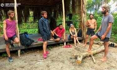 Survivor: Μεγάλη ένταση και καβγάς στην παραλία των «Μπλε» - Τι συνέβη;