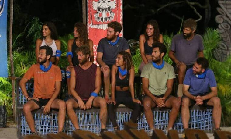 Survivor: Έγινε σεξ στη μπλε ομάδα; Ιδού η απάντηση!