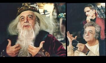 Ο Αμπιγιέρ: Επιστρέφει η θρυλική παράσταση με τον Δημήτρη Παπαμιχαήλ και τον Νικήτα Τσακίρογλου