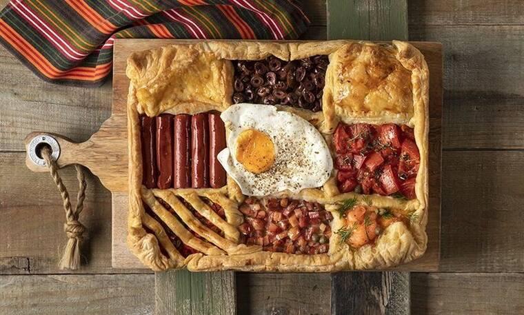 Το πιο νόστιμο breakfast pie από τον Άκη Πετρετζίκη!
