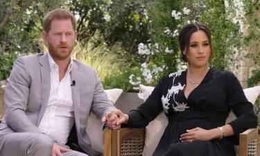 Πρίγκιπας Harry – Meghan Markle:  Τα πρώτα πλάνα από την συνέντευξή τους στην Oprah