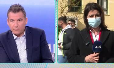 Γιώργος Λιάγκας: H τυχαία συνάντηση με τον Κούγια και όσα είπαν για την υπόθεση Λιγνάδη