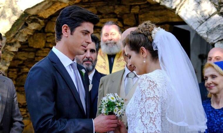 Άγριες Μέλισσες: Η μέρα του γάμου Λενιώς- Λάμπρου έφτασε