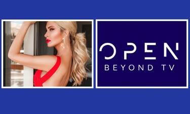 Η επίσημη ανακοίνωση του Open και η απόλυτη στήριξη στην Κατερίνα Καινούργιου!