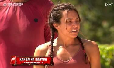 Survivor: Ο τραυματισμός της Καρολίνας που της στέρησε το σημερινό αγώνισμα