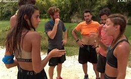 Survivor: Οι Μπλε τα «βάζουν» με την Αννα Μαρία - Τα πάνω κάτω στην ομάδα