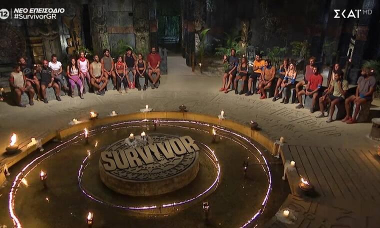 Survivor: Αυτός είναι ο πρώτος υποψήφιος παίκτης προς αποχώρηση!