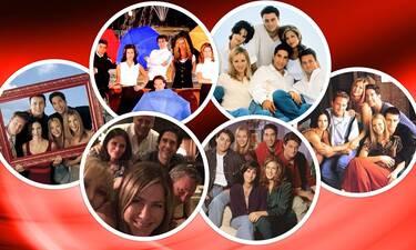 Τα φιλαράκια τότε και τώρα! Οι πρωταγωνιστές 27 χρόνια μετά!